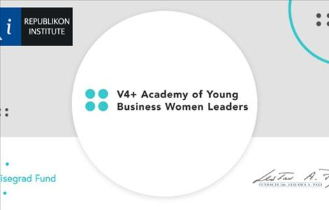 V4+ Academy of Young Business Women Leaders