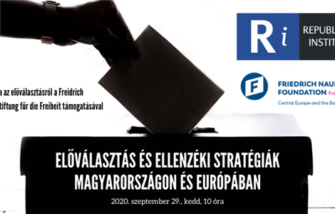 Primaries and Opposition Strategies in Hungary and Europe